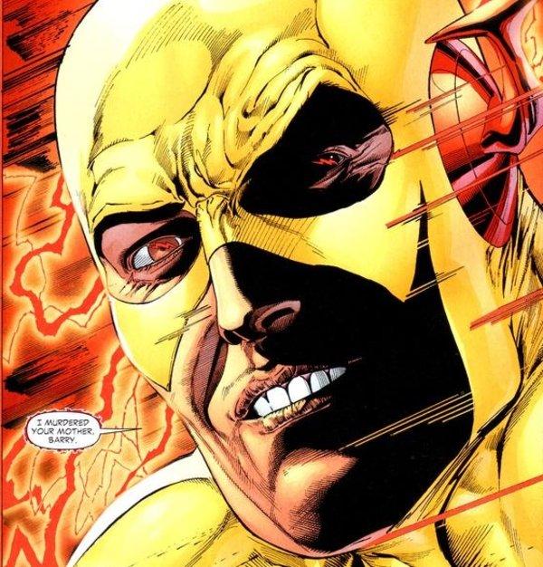 Flashpoint villain Reverse-Flash
