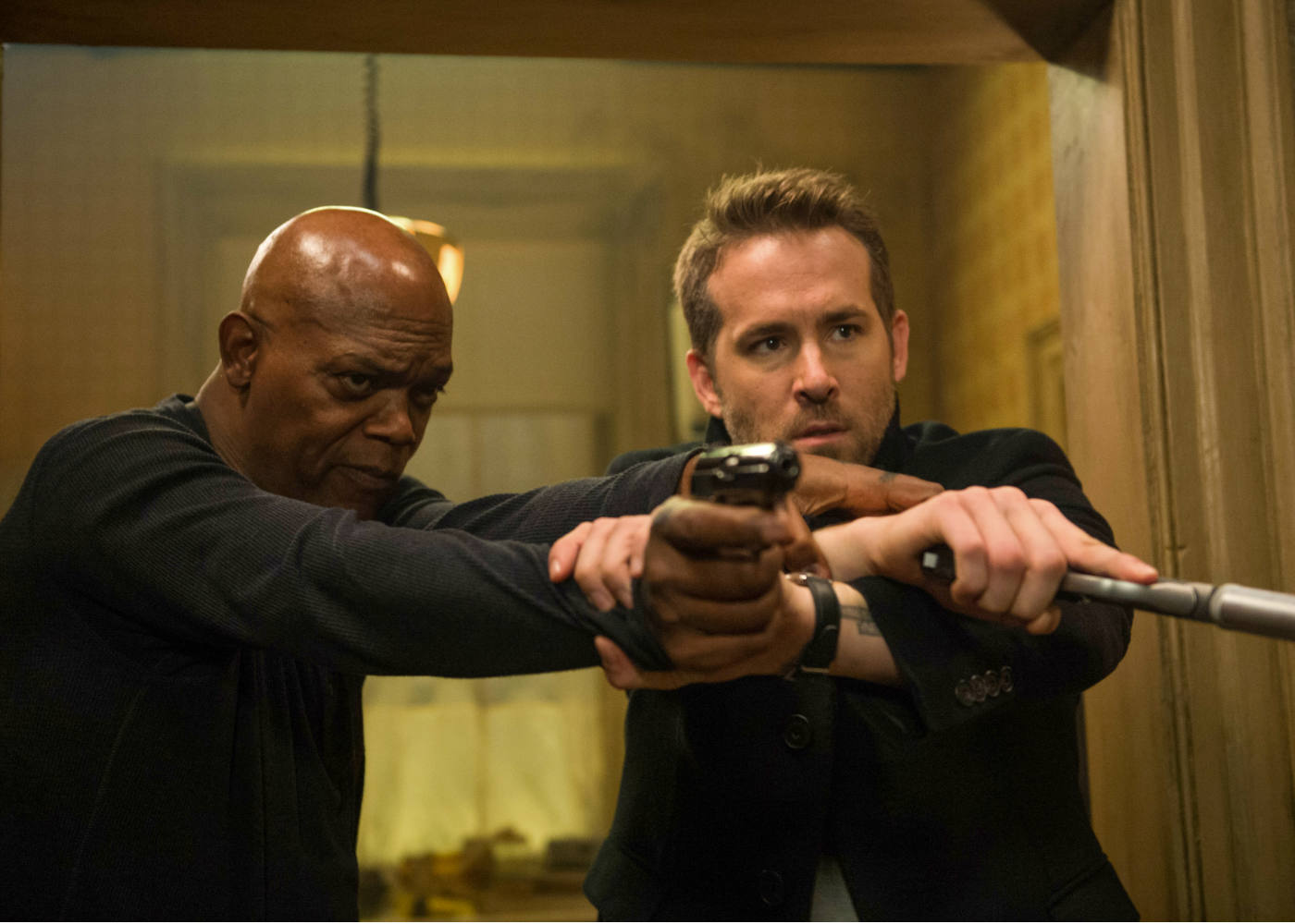 Review: The Hitman's Bodyguard is Lethal Weapon: European Vacation
