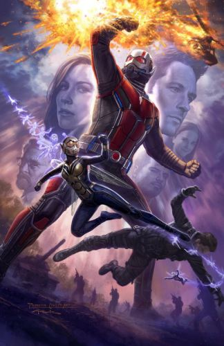 ant-man, wasp, paul rudd, marvel, evangeline lilly