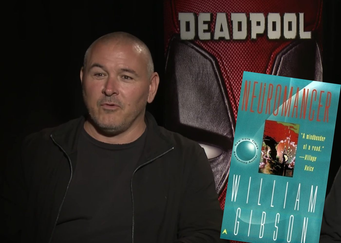 Deadpool Director Tim Miller to Helm Neuromancer Film