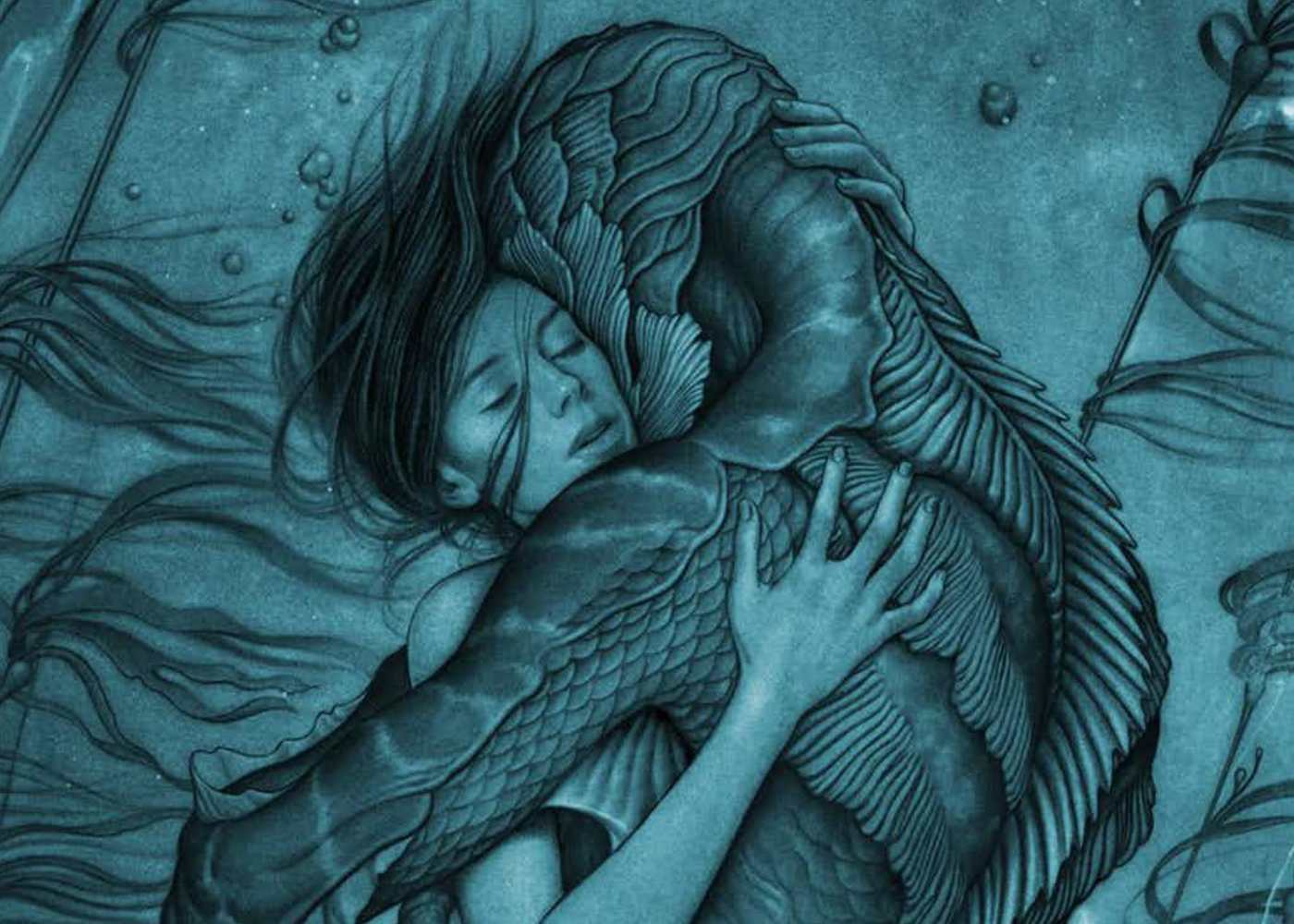 First Shape of Water Reactions Call Film 'Phenomenal'