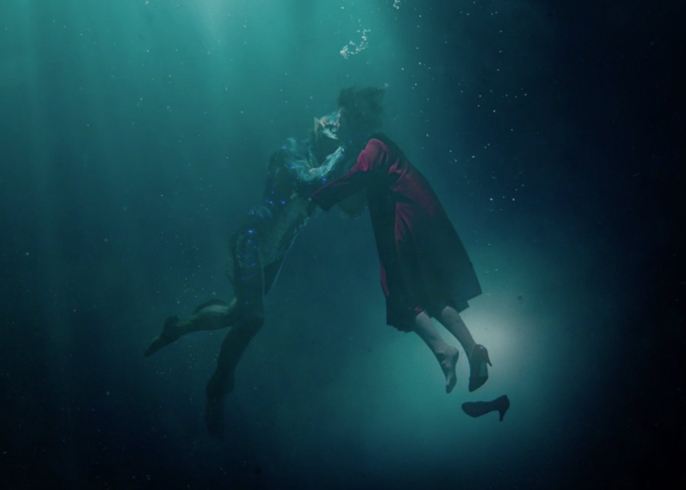 Guillermo del Toro Says 'Shape of Water' is Stand-Alone Fairytale