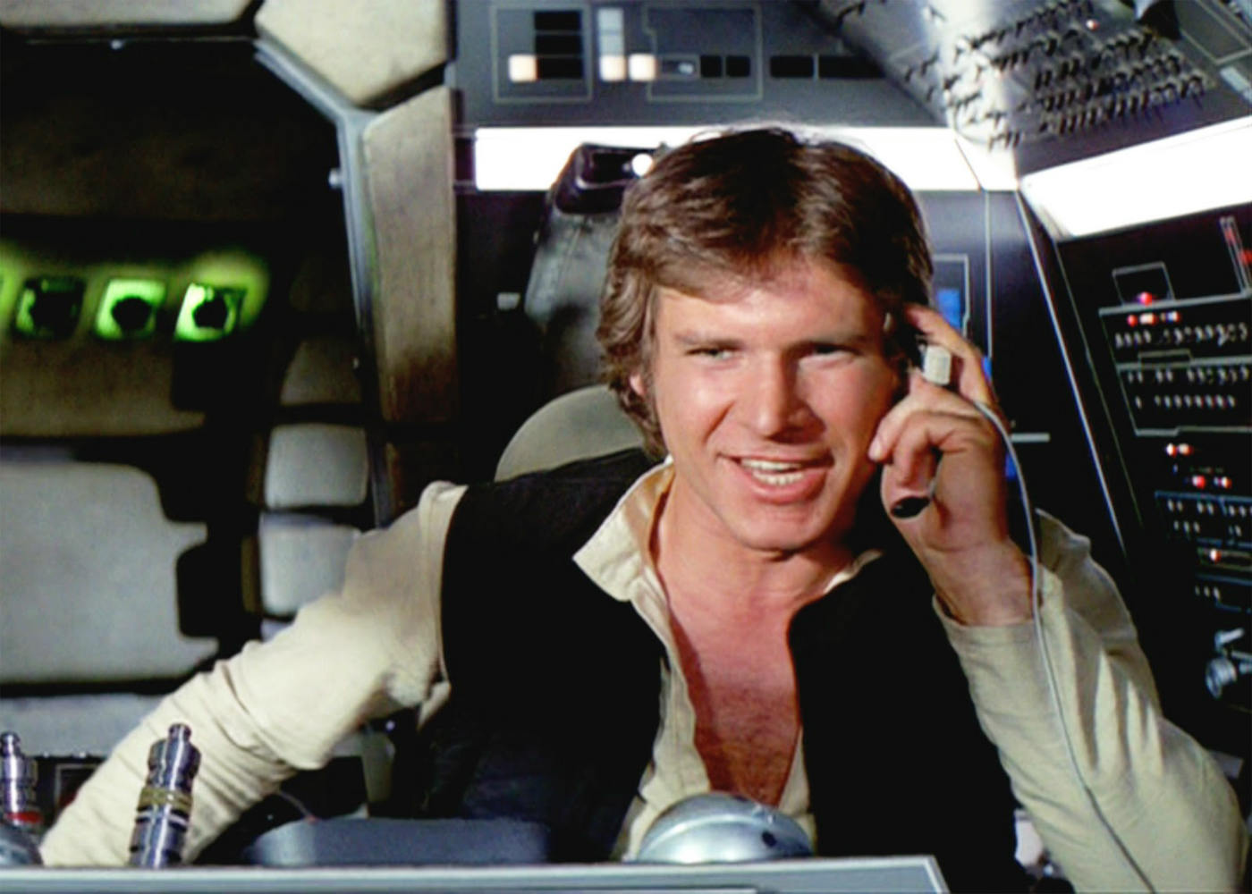 Ron Howard Teases the Kessel Run for Han Solo Movie