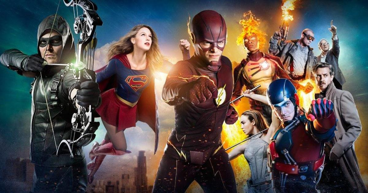 Arrowverse poster