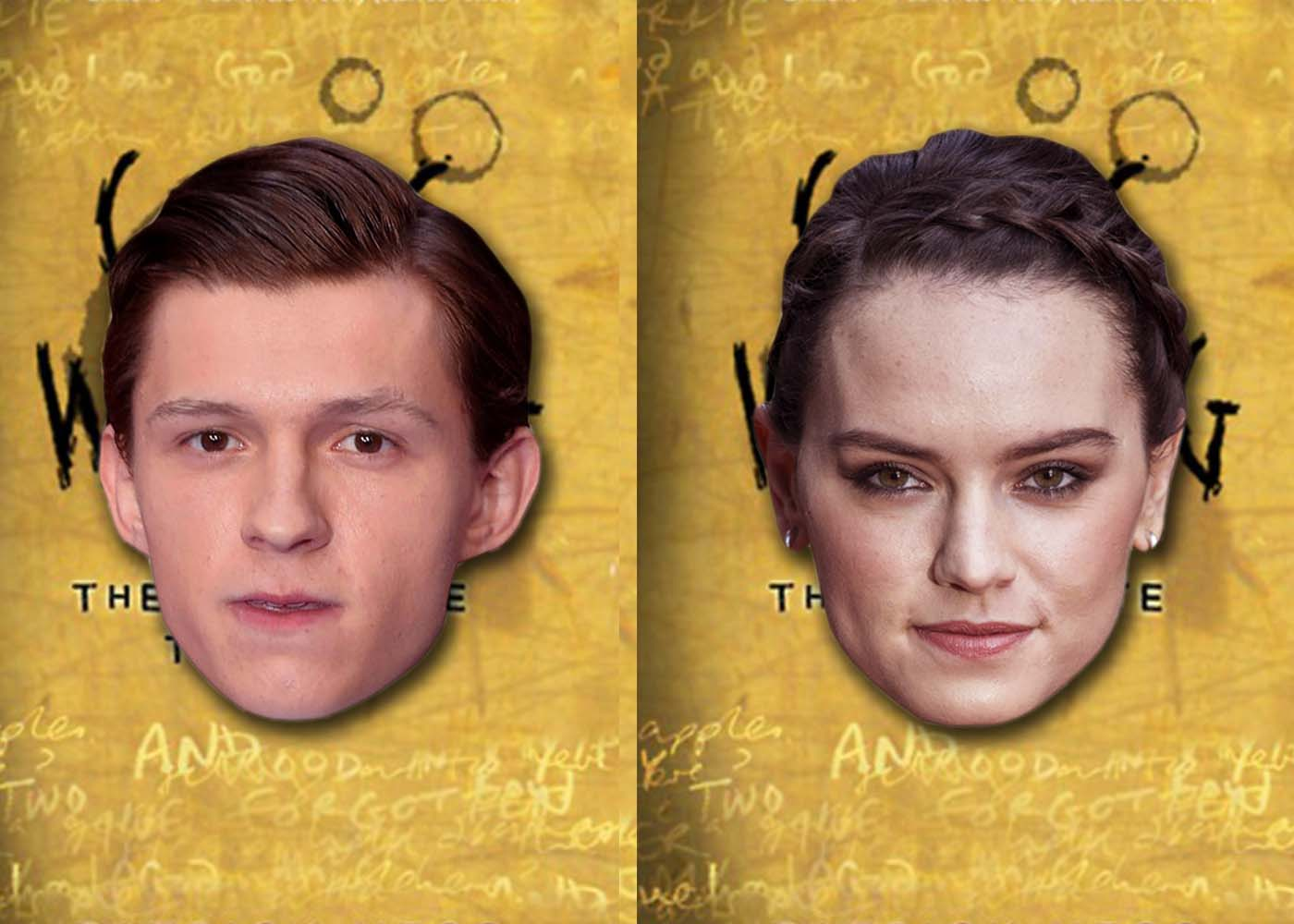 New Chaos Walking Pics reveal Tom Holland and Daisy Ridley