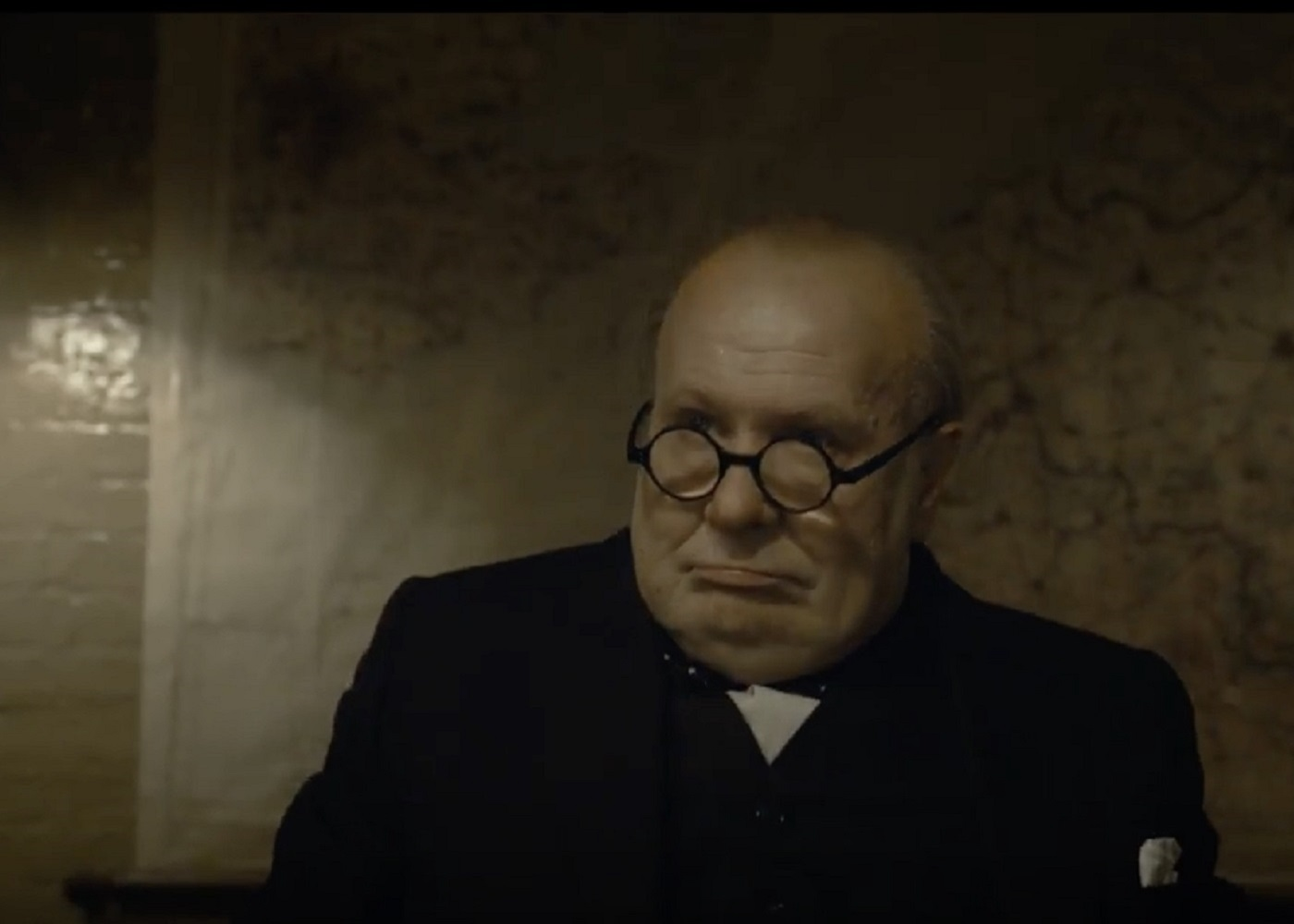 Churchill Must Rally a Nation in Darkest Hour Trailer