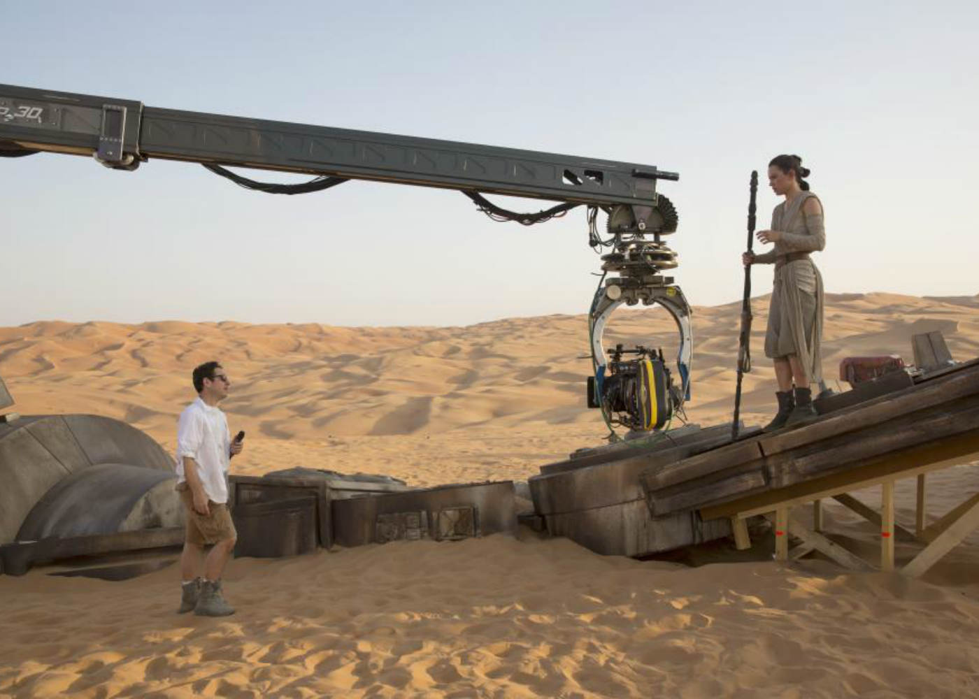 J.J. Abrams Comes Full Circle to Write and Direct Star Wars: Episode IX