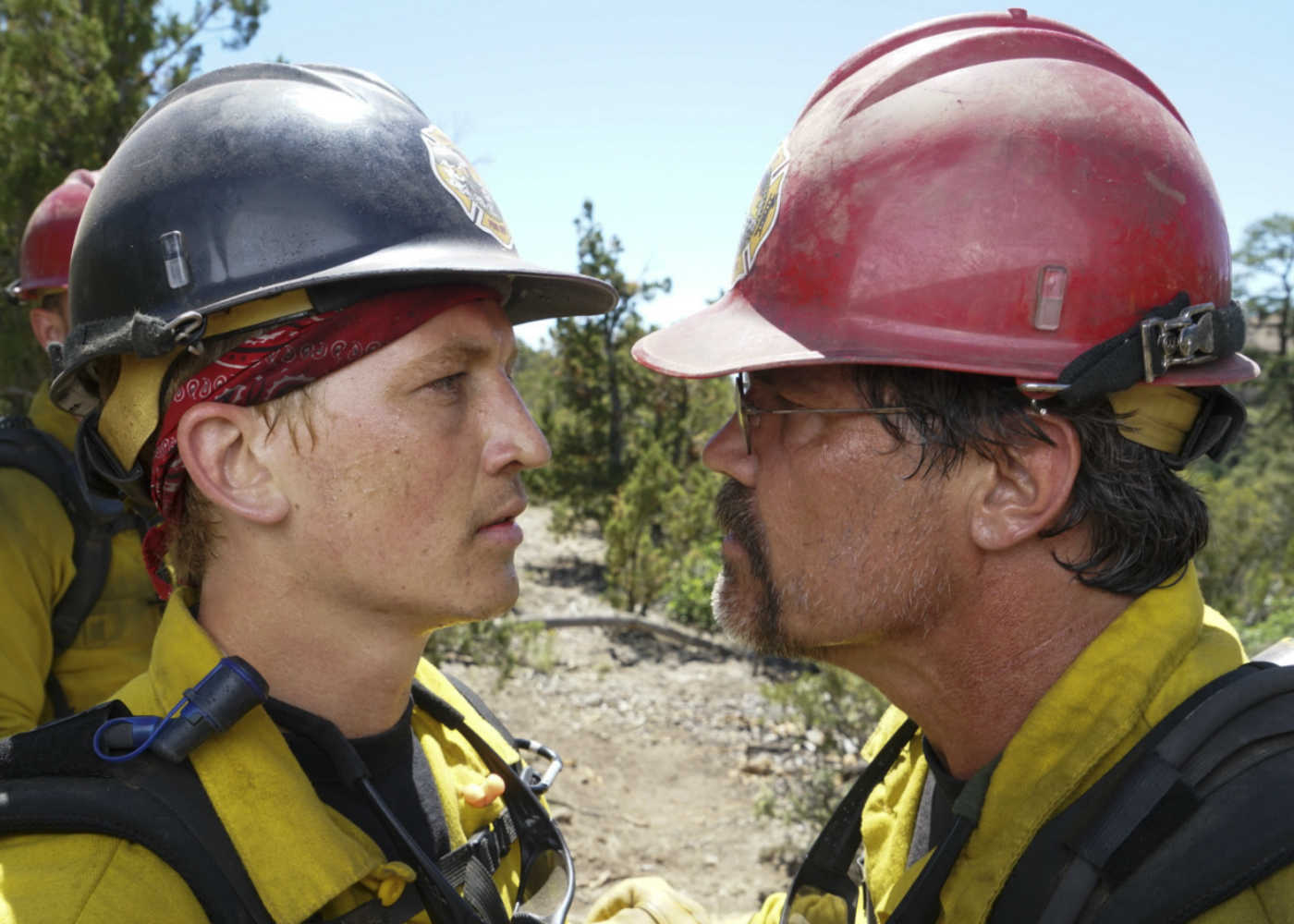 UK Trailer for Only the Brave Cranks Up the Heat on Josh Brolin