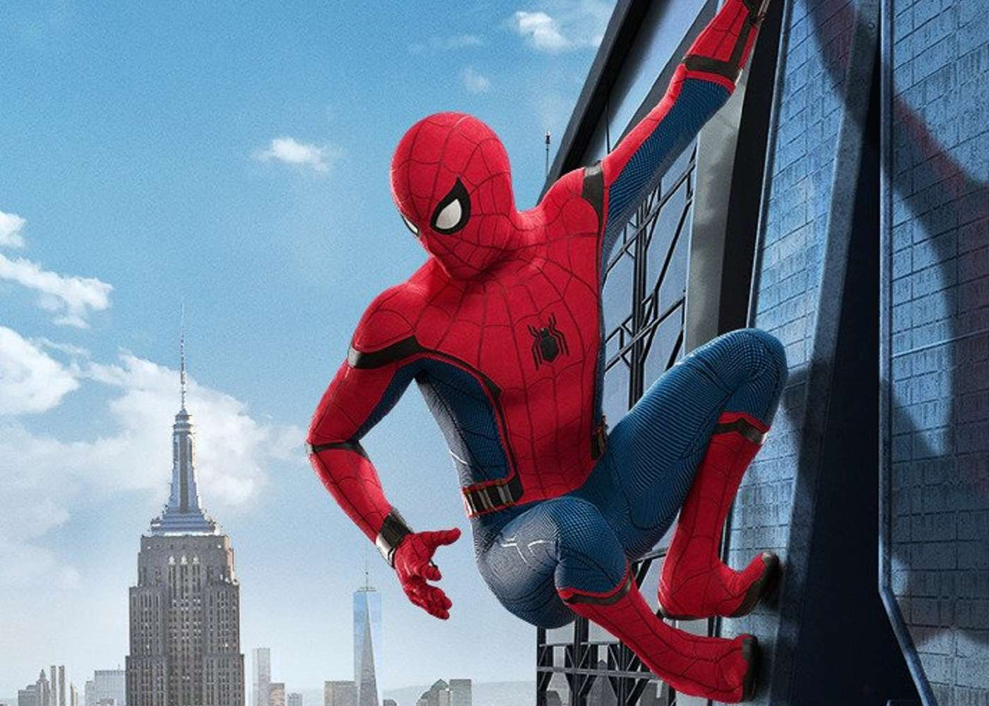 Release Date for Spider-Man: Homecoming Blu-ray