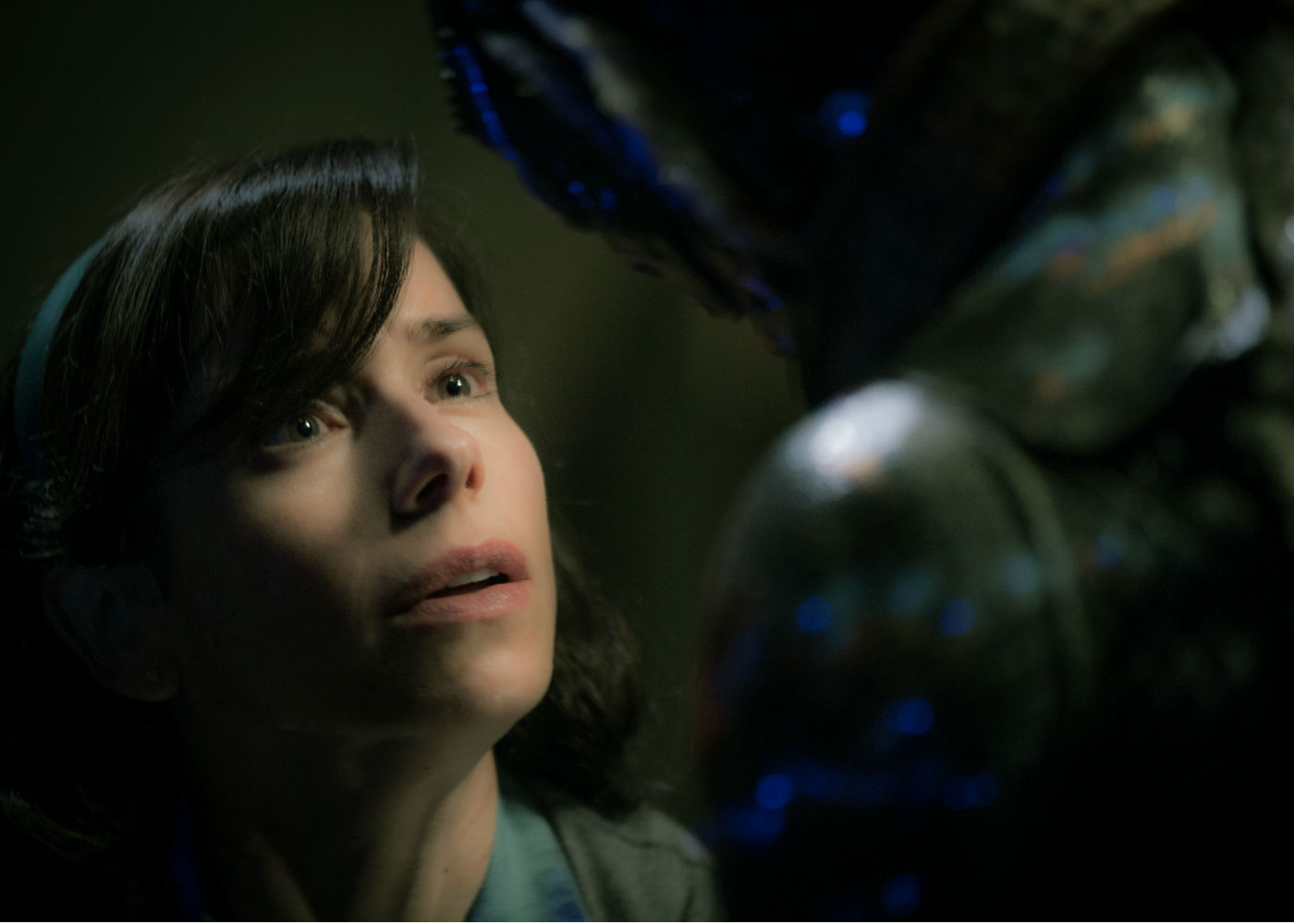 First Clip for Del Toro's The Shape of Water
