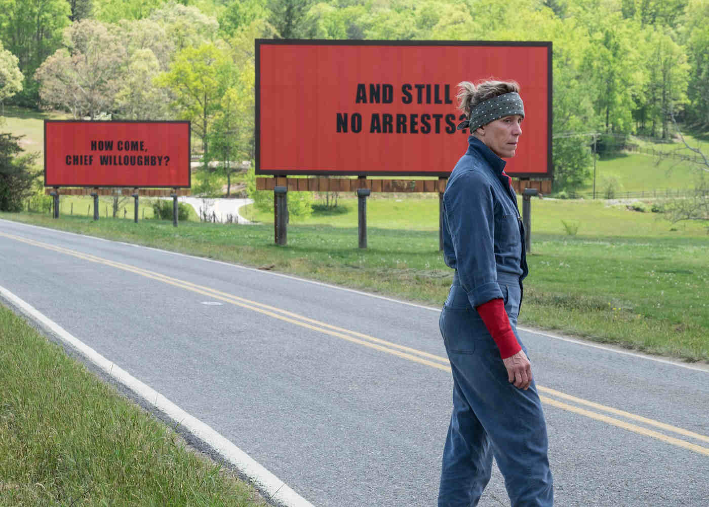 Three Billboards Outside Ebbing, Missouri Gets a New Trailer