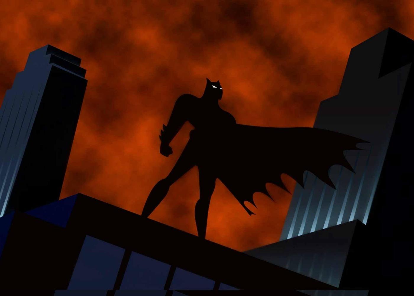 Celebrating Batman: The Animated Series' 25-Year Anniversary