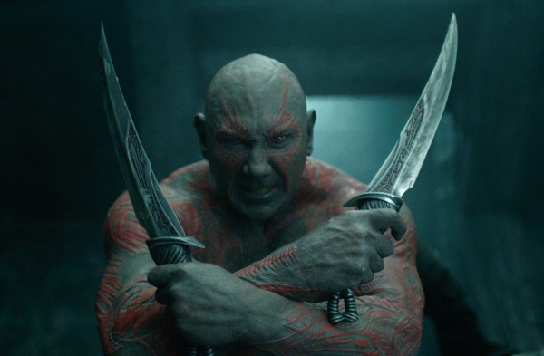 dave bautista, blade runner 2049, guardians of the galaxy, marvel