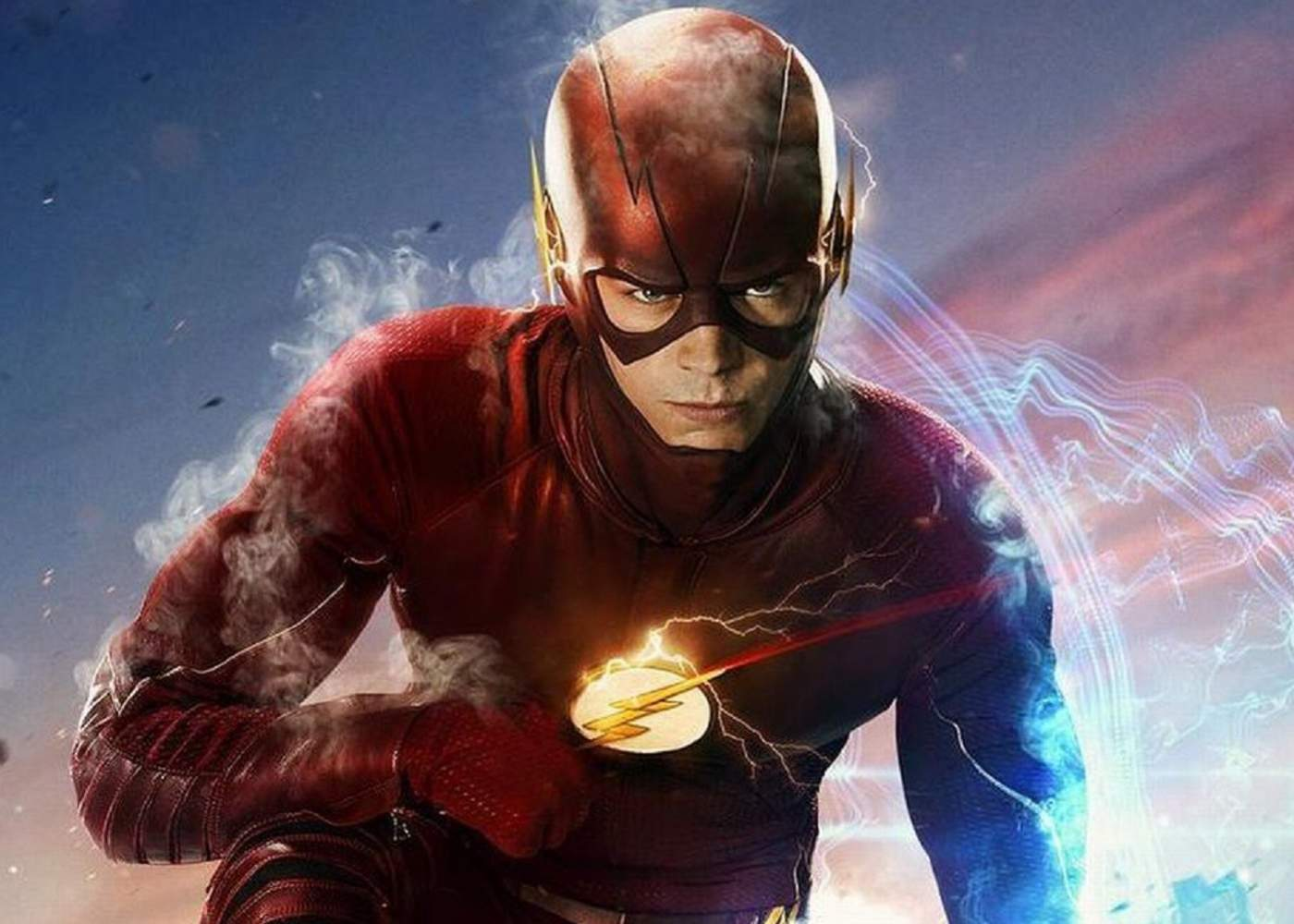 Barry Races Home in Flash Season Four Promo
