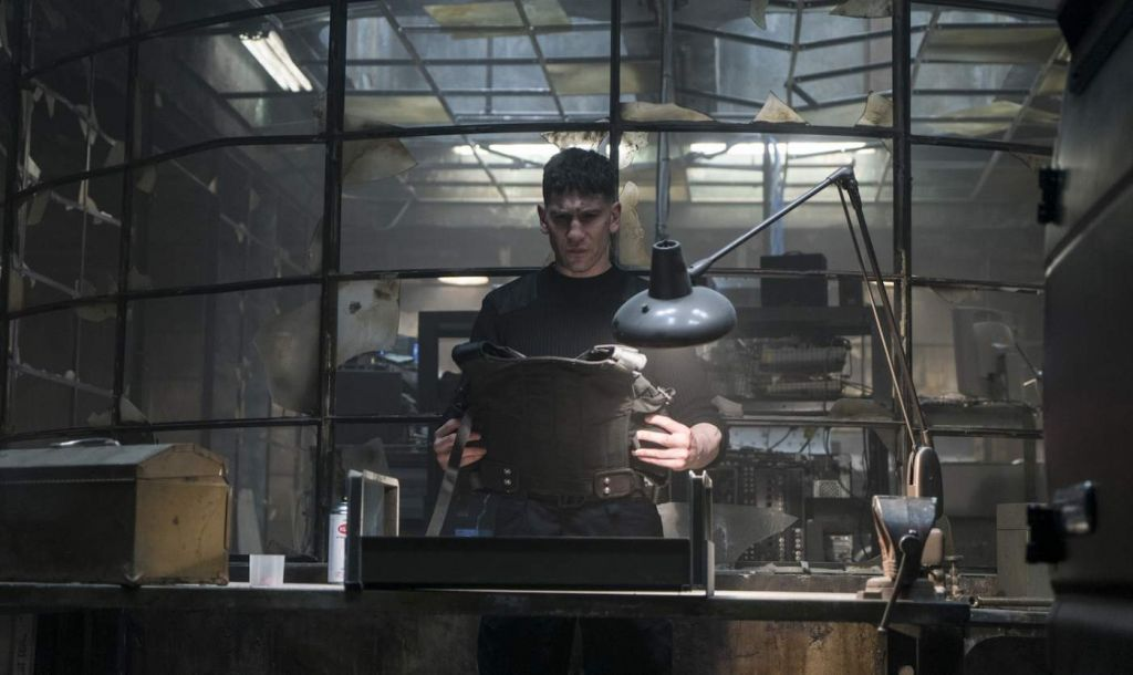 Punisher cast