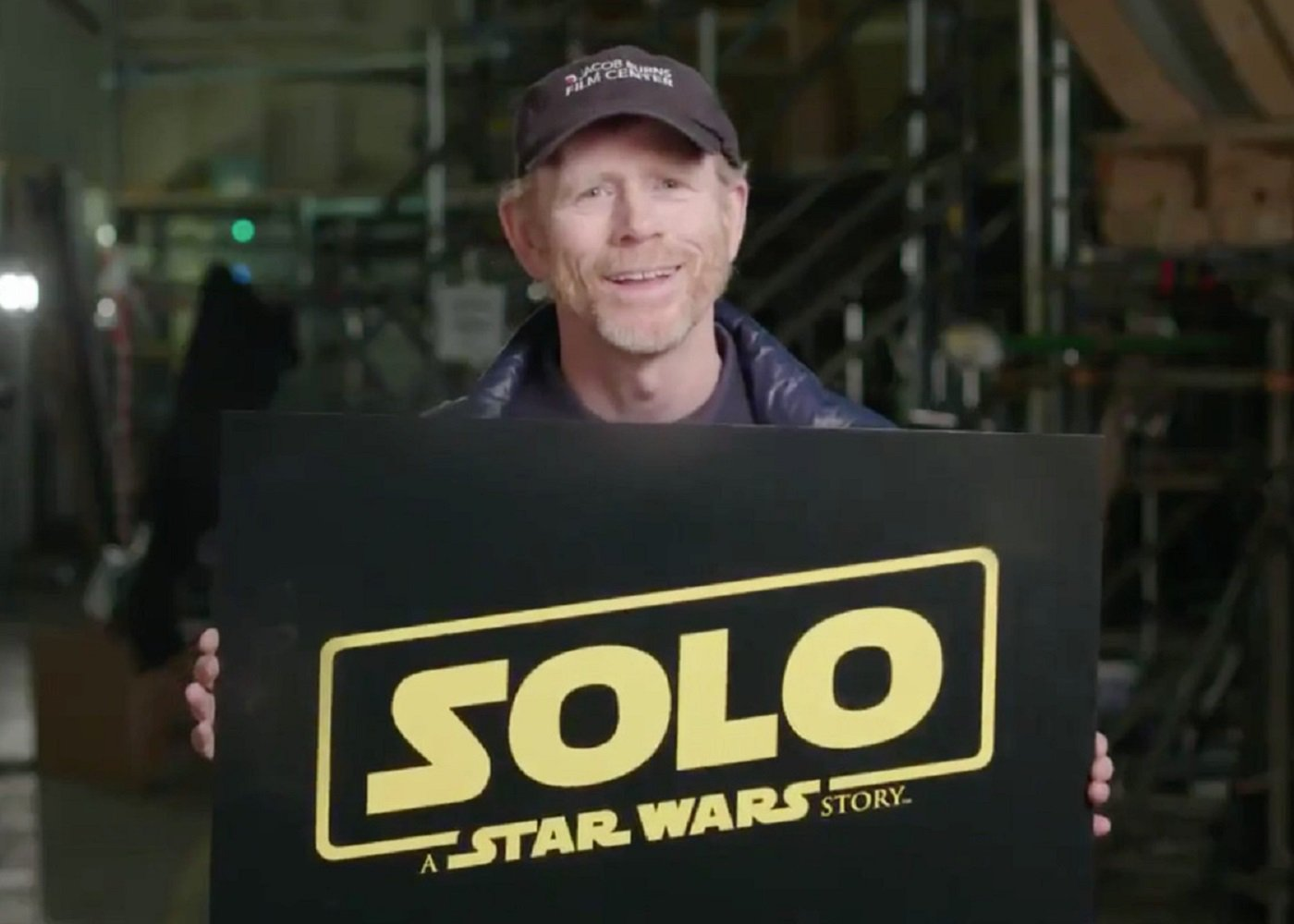 Han Solo Film Wraps Production, Has Title