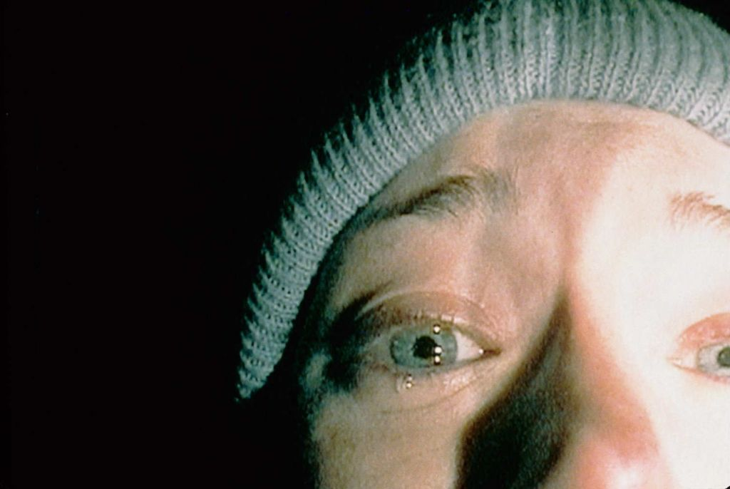 The Blair Witch Project, horror