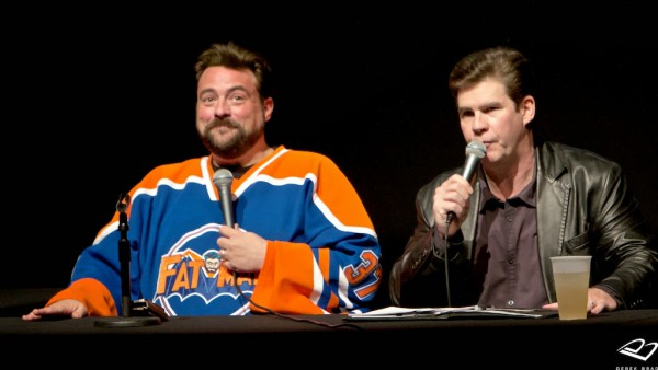 kevin smith, ralph garman, hollywood babble-on