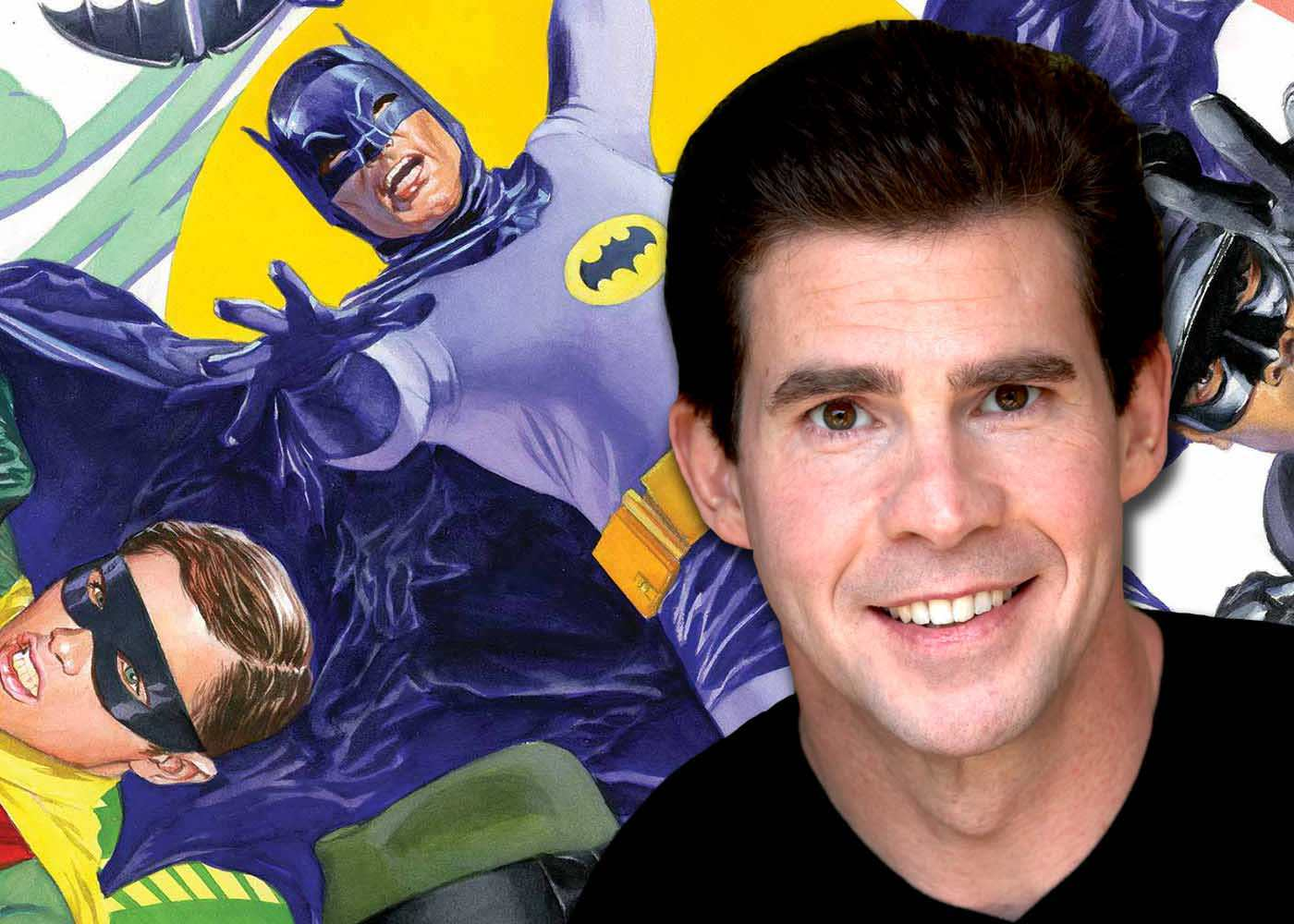 Ralph Garman Geeks Out: The Orville, Kevin Smith, and All Things Batman