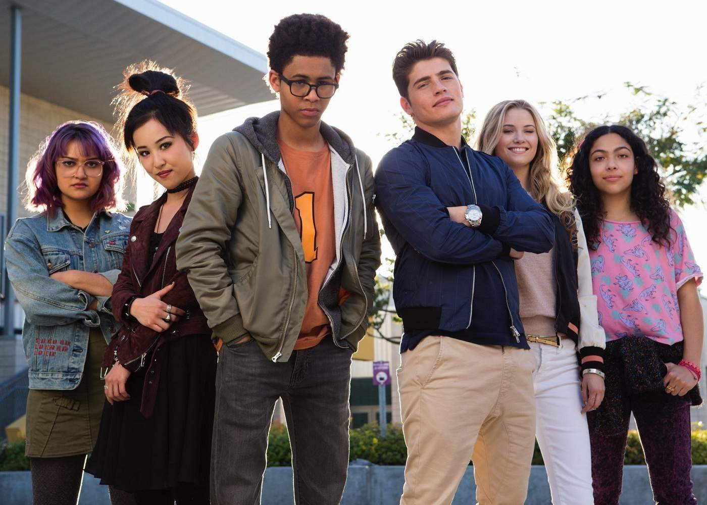 The Kids Are Alright in Runaways Trailer