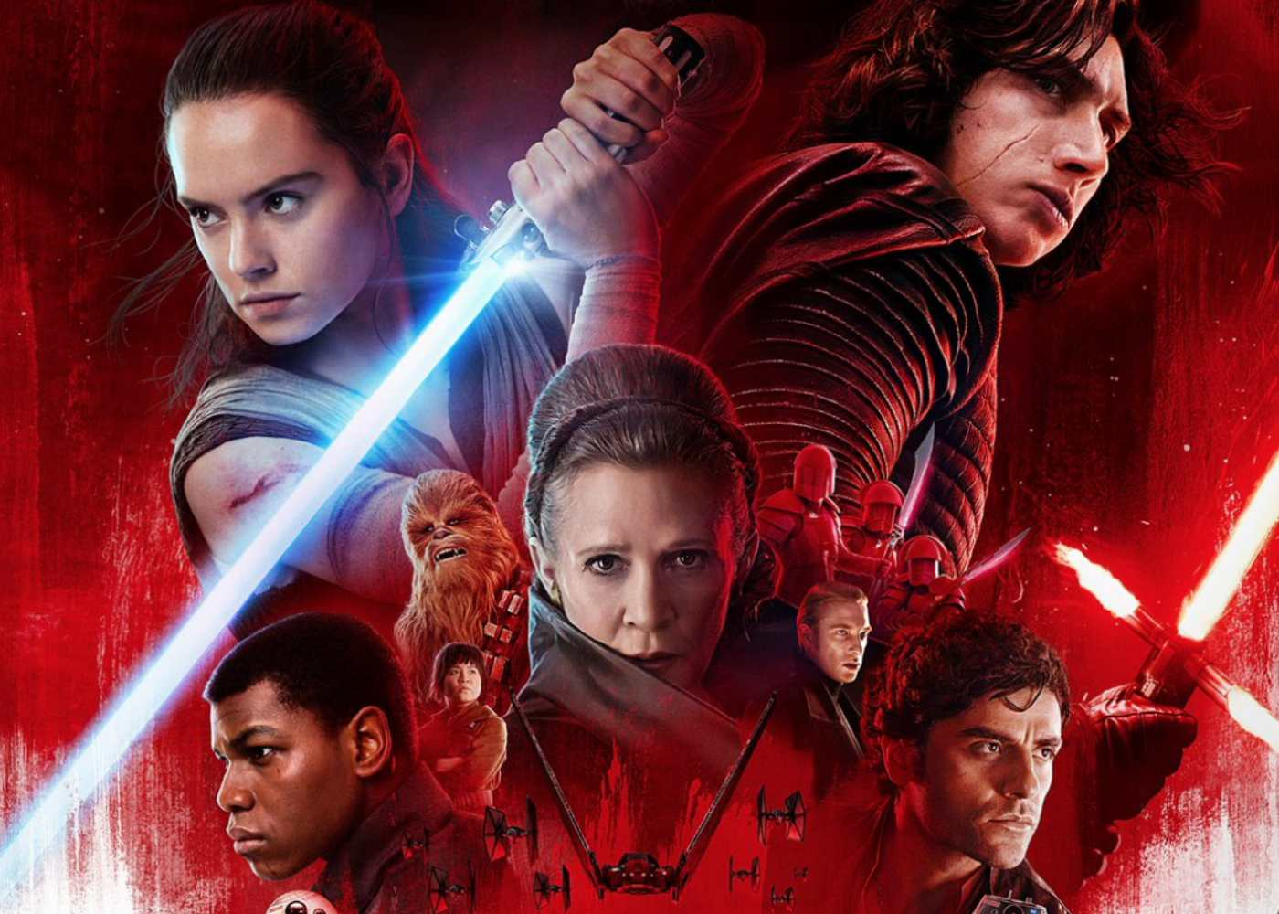 """Breathe, Just Breathe."" The Last Jedi Trailer is Here"