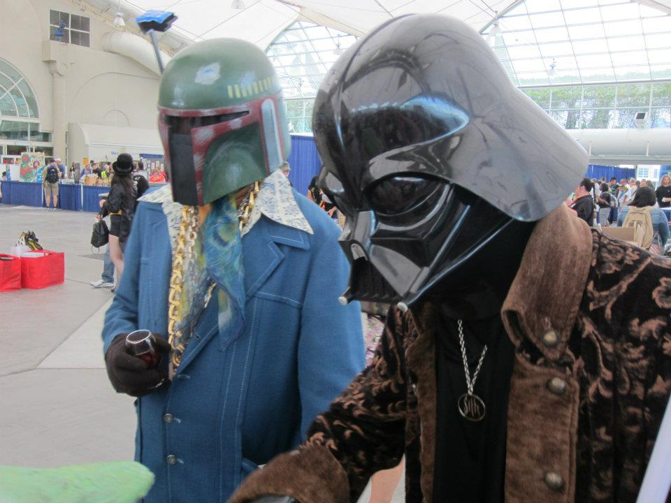 Throwback Thursday: Pics From San Diego Comic-Con 2012