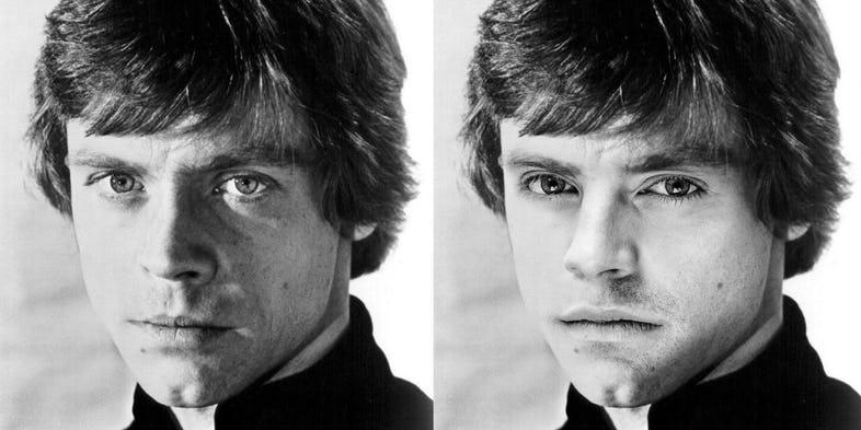 Sebastian Stan's Uncanny Resemblance To Mark Hamill