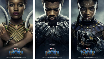 Black Panther Character Posters Revealed