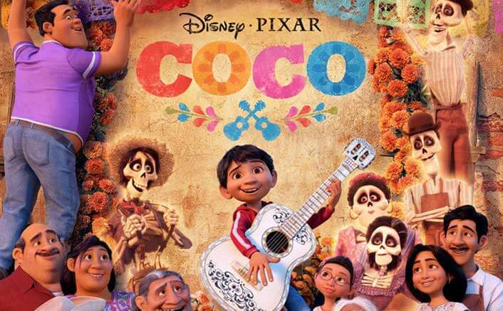 """Coco"" Is Made Of 100% Pure Love And Joy"