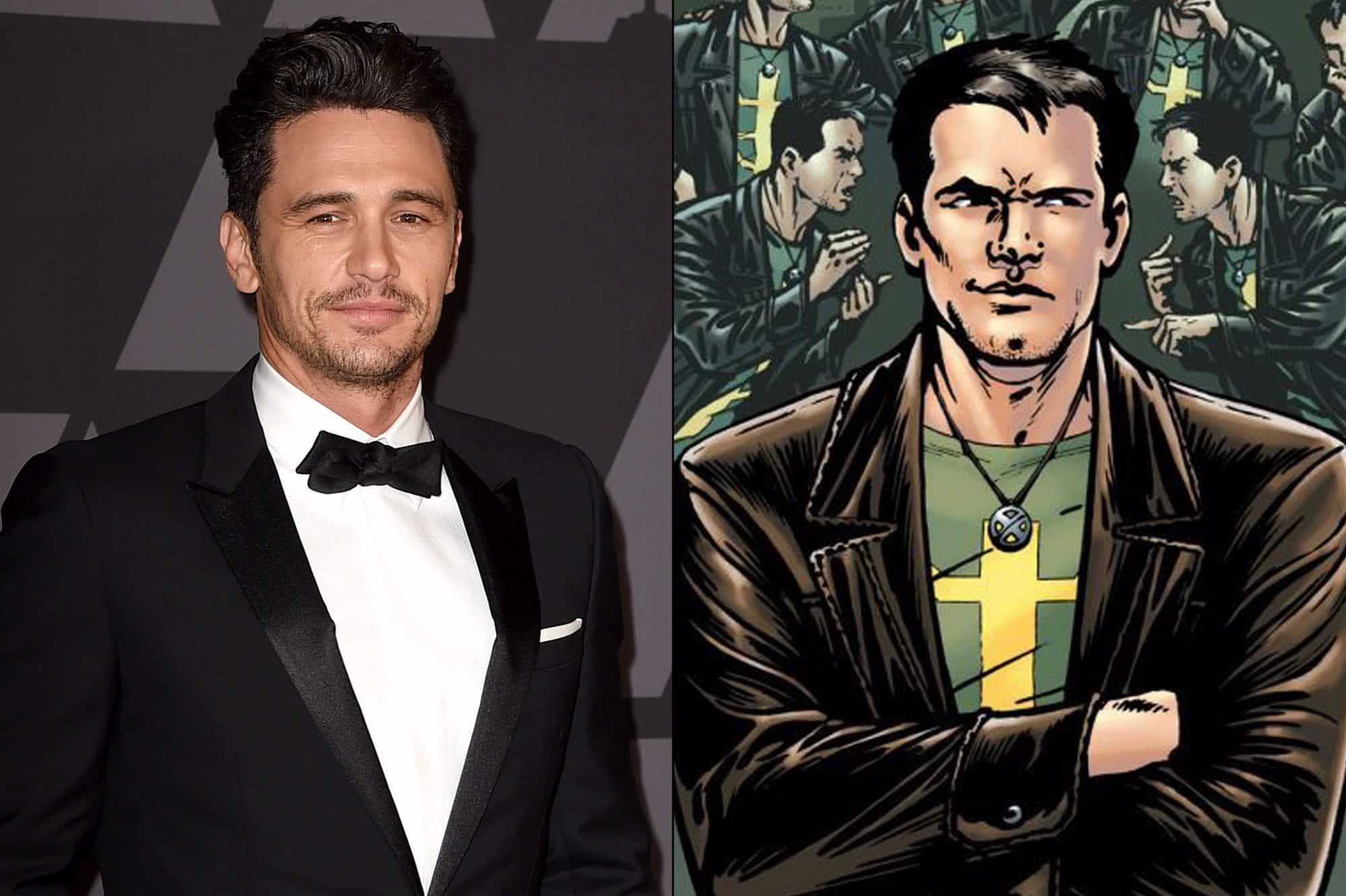 The Next X-Men Spin-Off, James Franco's Multiple Man