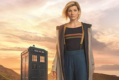 Doctor Who: BBC Releases First Photo of Jodie Whittaker
