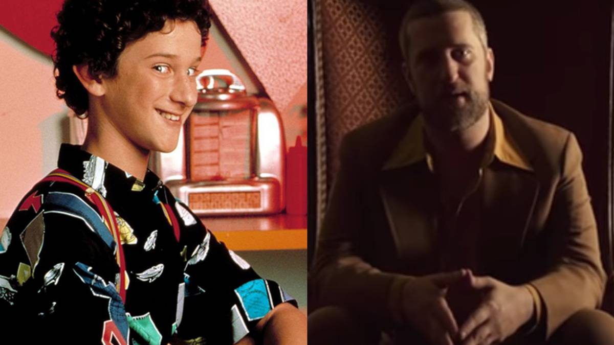 Screech Plays Weinstein In New Music Video Role