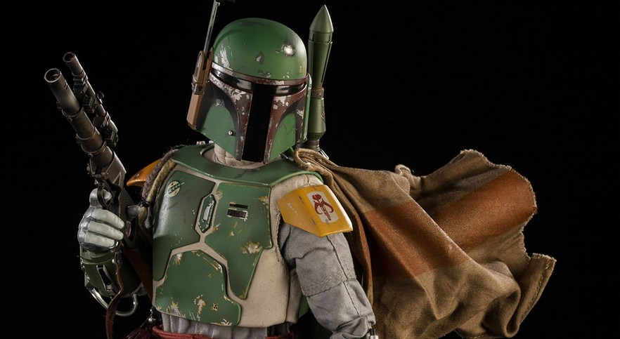 Boba Fett Spotted In Solo: A Star Wars Story Set Photo