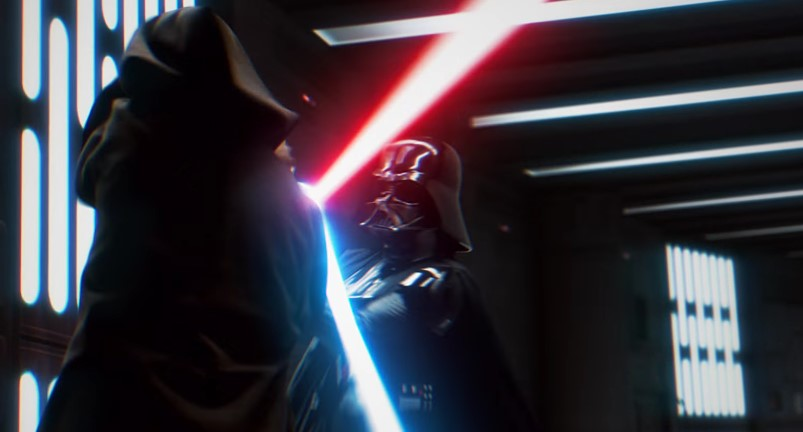 Watch: What If The Kenobi/Vader Fight Was Filmed Today?