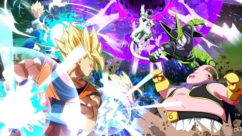 Dragon Ball FighterZ Game Review