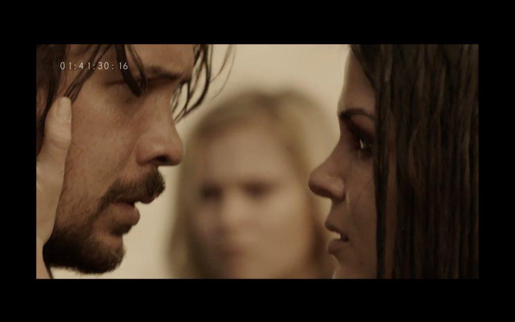 Octavia and Bellamy Reunite