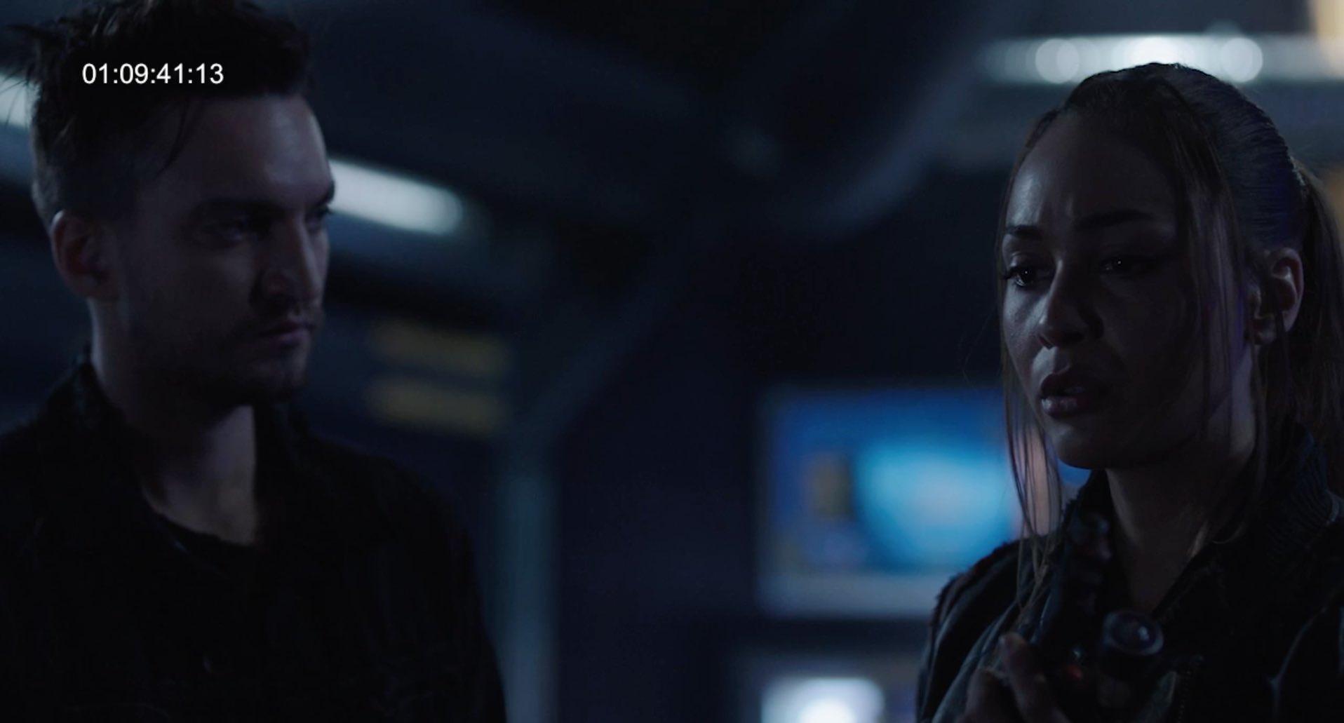 The 100 Raven and Murphy Season 5