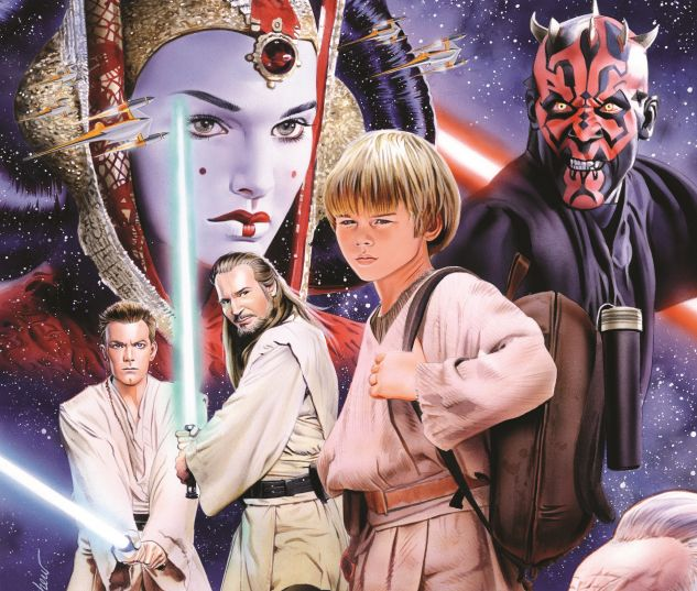 The Phantom Menace Gets Special Panel At Star Wars Celebration On Its 20th Anniversary