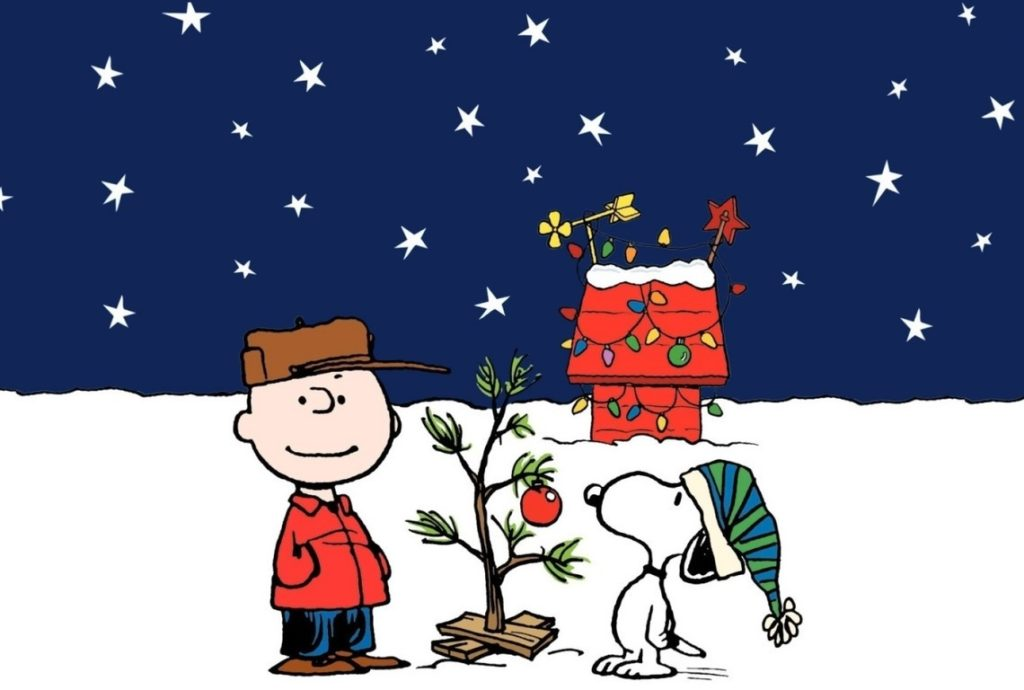 Top Christmas Movie-Charlie Brown Christmas