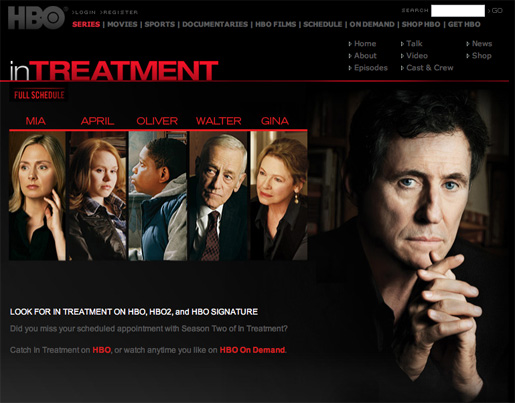 In Treatment-Amazon Prime