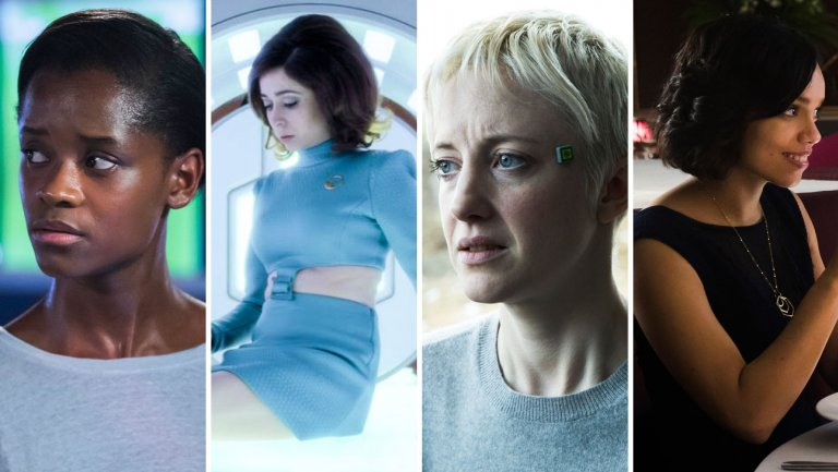 'Black Mirror's' Season 4 Features All Female Leads