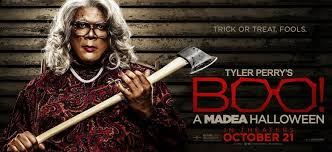 Tyler Perry Boo 2-Worst Movies 2017