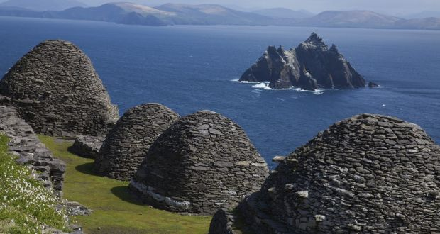 Take A Trip To Star Wars Location Ahch-To In This Video!