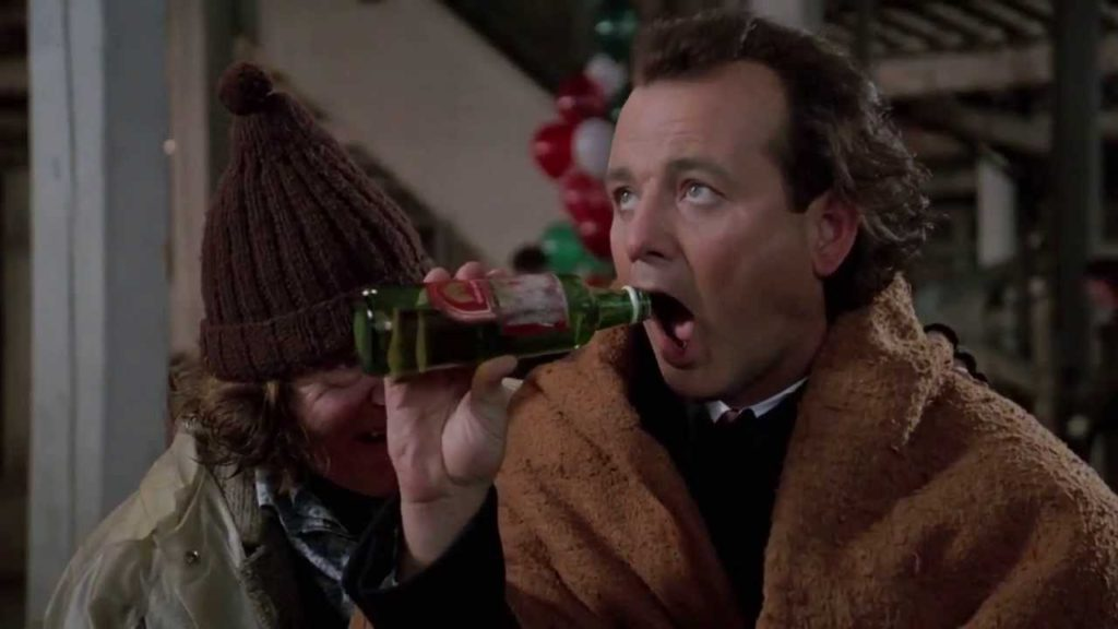Scrooged-Top Christmas Movie