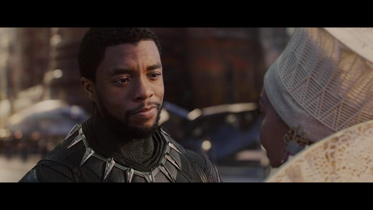 Check Out The New Black Panther TV Spot