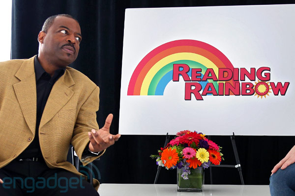 Reading Rainbow-Amazon Prime