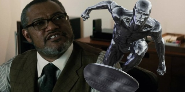 Is Laurence Fishburne Returning To The Role Of The Silver Surfer For The MCU?