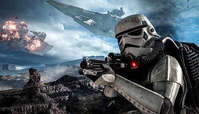 People Want Lucasfilm To Revoke EA's Star War License