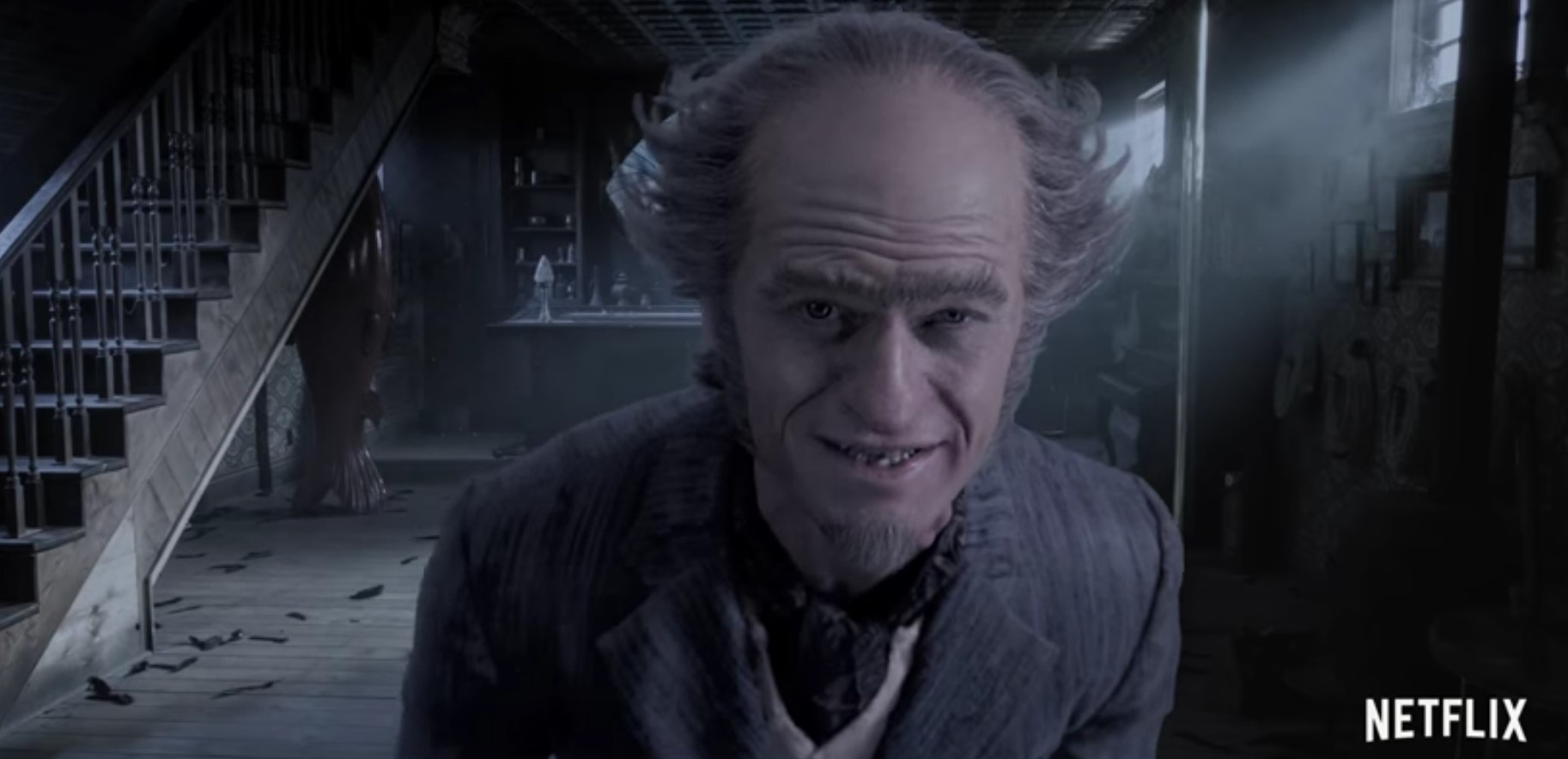 Count Olaf Returns in New Images of A Series of Unfortunate Events 3