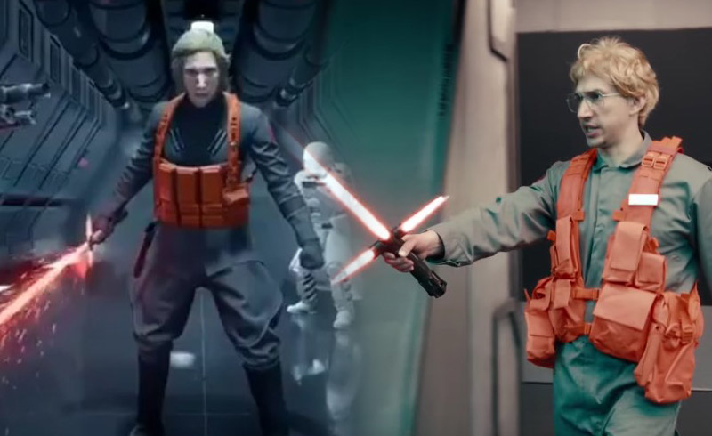 Matt The Radar Technician Comes To Star Wars Battlefront II Thanks To A Hilarious Mod